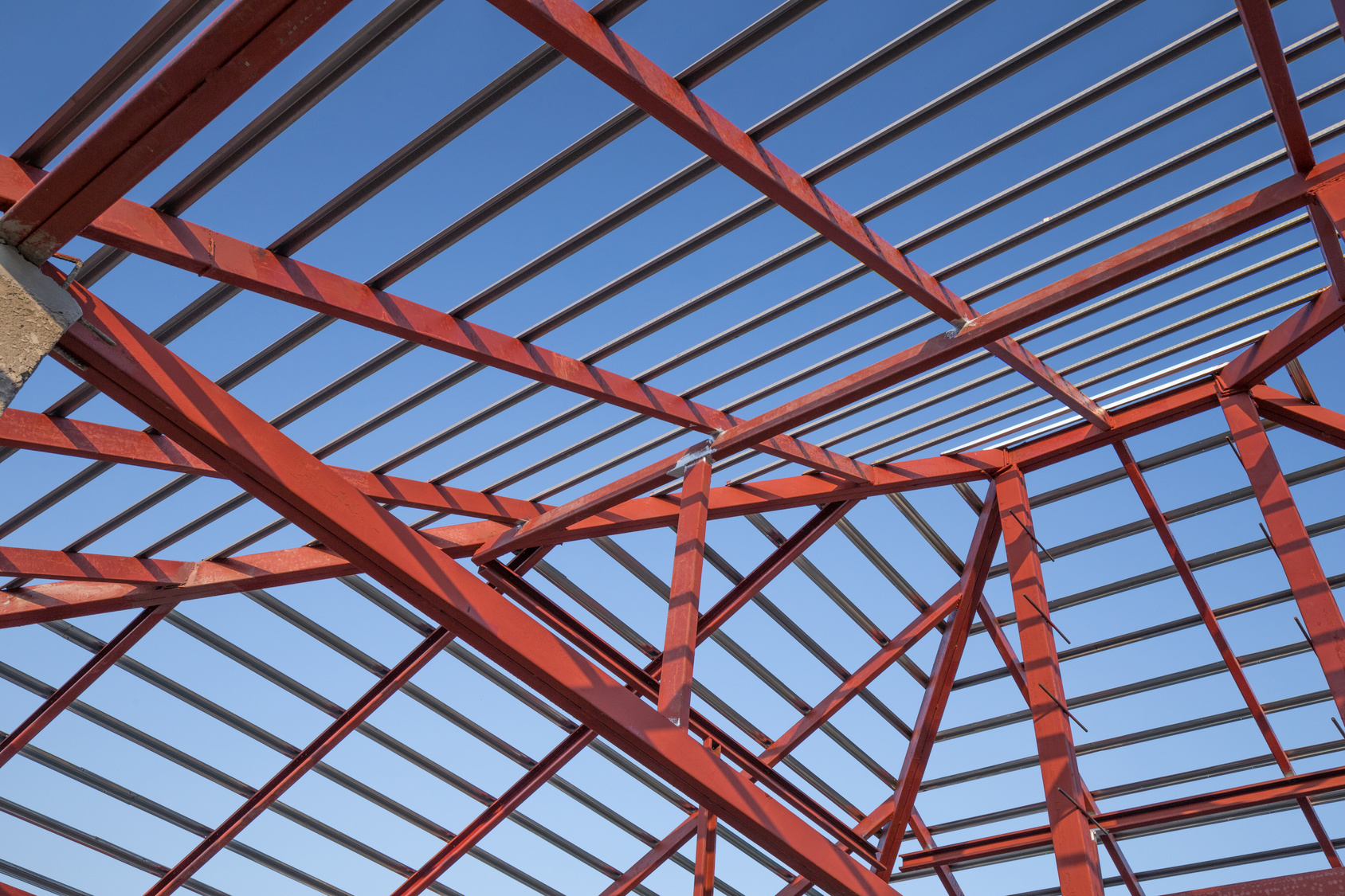 7 Types Of Steel Roof Trusses That You Need To Know Us Steel Truss