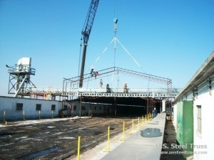 US Steel Truss-010l