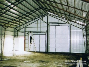 US Steel Truss-019l
