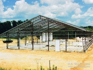 US Steel Truss-020l