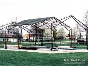US Steel Truss-026l