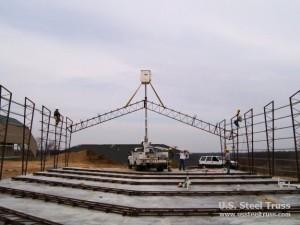 US Steel Truss-029l