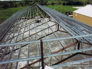 US Steel Truss-030l