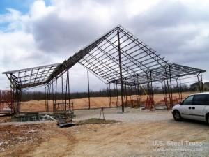 US Steel Truss-031l