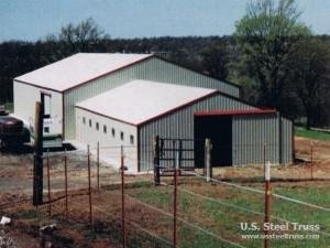 US Steel Truss-032l