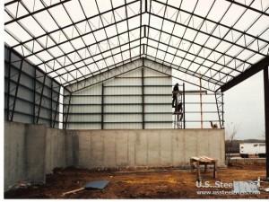 US Steel Truss-044l