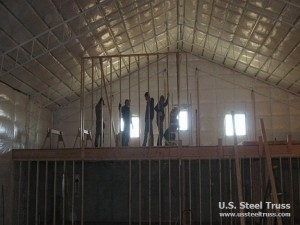 US Steel Truss-045l